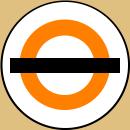 Orange MC logo